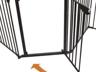 DREAMBABY NEWPORT ADAPTA GATE  33 IJ 79 INCHES
