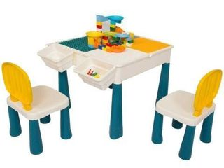 MUlTIPURPOSE BUIlDING BlOCK TABlE