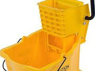 GGS 35 QUART BUCKET WITH SIDE PRESSURE WRINGER