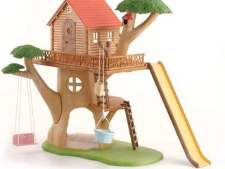 CAlICO CRITTERS CC1444 ADVENTURE TREE HOUSE TOY