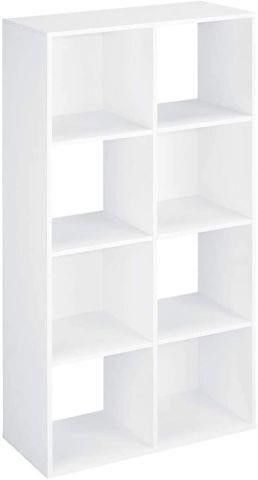 ClOSETMAID 420 CUBEICAlS ORGANIZER 8 CUBE 47 63 X