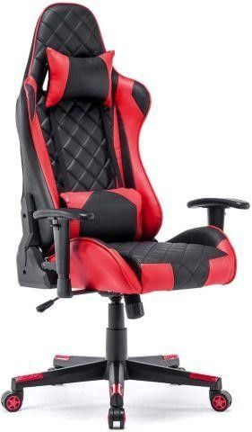 HIGH BACK PU lEATHER SWIVEl GAMING CHAIR WITH