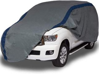 DUCK COVERS WEATHER DEFENDER SUV TRUCK COVER  210