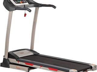 SUNNY HEAlTH AND FITNESS SF 4400 TREADMIll