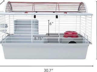 lIVING WORlD DElUXE GUINIEA PIG CAGE