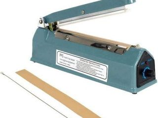 12 INCH HAND IMPUlSE SEAlER HEAT SEAl MACHINE