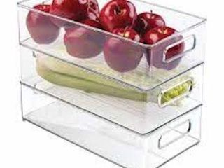 IDESIGN FREEZE   FREEZE STORAGE BINS  14 5 x 8 x