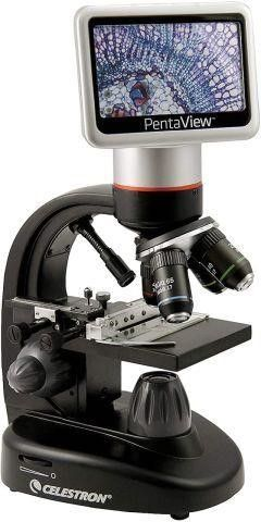 CElESTRON 44348 PENTAVIEW lCD DIGITAl MICRSCOPE