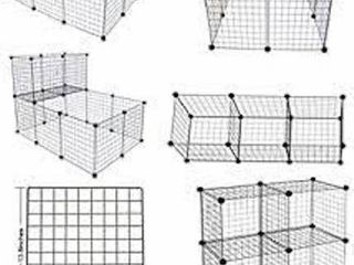 lANGXUN DIY WIRE STACKING CUBE SET 16 PANElS