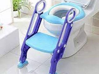 TOYTEXX POTTY TOIlET SEAT