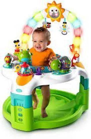 BRIGHT STARTS 2 IN 1 lAUGH AND lIGHTS ACTIVITY