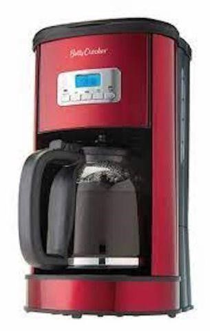 BETTY CROCKER COFFEE MACHINE