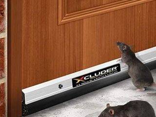 XClUDER RODENT PROOF DOOR SWEEP  36 INCH
