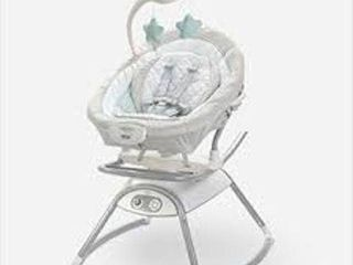 GRACO DUET GlIDE GlIDING SWING WITH PORTABlE