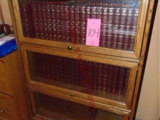 Wood book shelf 32 5  x 13  x 45 5   No Books