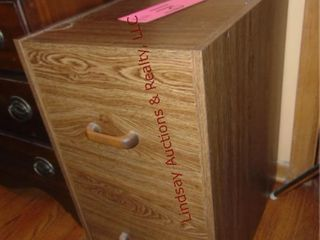 2 drawer file cabinet 14 5  x 20 5  x 25