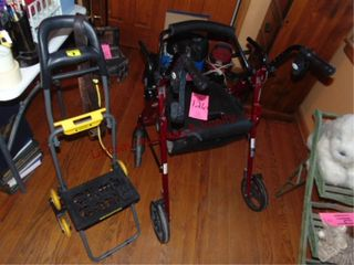 Drive walke chair   climb cart