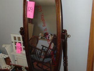 Floor mirror 24 5 x19 x60