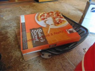 Pizza pans  broil pan   other