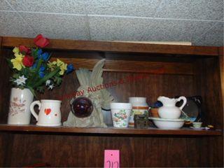 Decor items  mugs  flower pot  vase    other