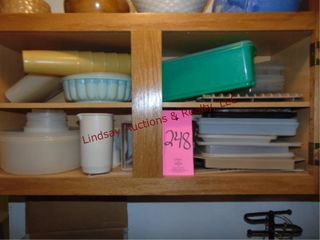 Group of Tupperware items SEE PICS