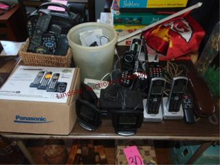 Group of phones    other items SEE PICS
