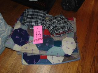 Quilt  size unknown