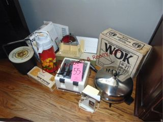Approx 6 small appliances SEE PICS