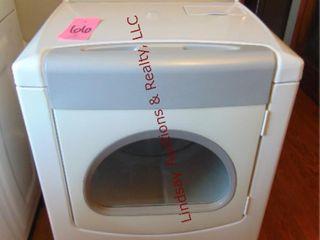 Whirlpool elec dryer Mod  WED6600VW0  29x26 5x44