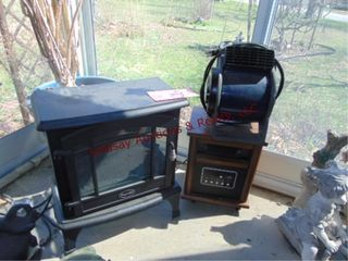 Comfort Glow elec heater  elec roam heater