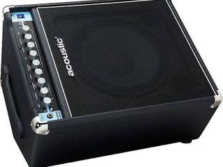 Acoustic B100C 100W Bass Combo with Tilt Back Cab