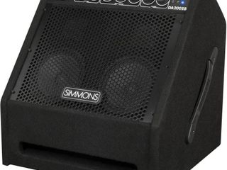 Simmons DA200SB Electronic Drum Set Monitor With Bluetooth