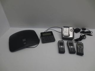 lot of Cisco Cell Phones