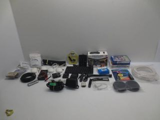 lot of Misc Electronics