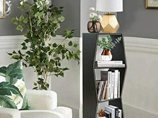 Three Tier Abstract Bookcase