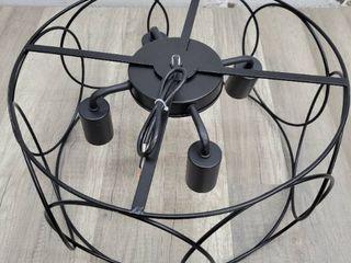 Black Wire lighting
