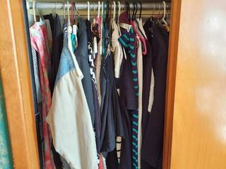 All Remaining in Closet   Womens Clothes