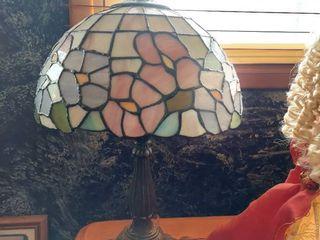 Glass Shade lamp