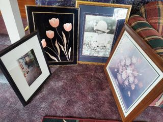4 Pieces Wall Art