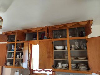 All Remaining in Kitchen Cabinets