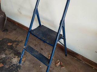 Aluminum Step Stool