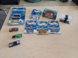 Hotwheels and Texaco Skychief Thunderbird