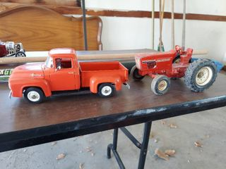 56 Ford Truck and Tractor Models