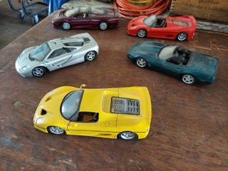 5 Sports Cars Models