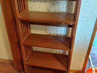 Folding Shelf Unit