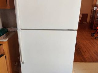 Whirlpool Refrigerator   Contents Not Included