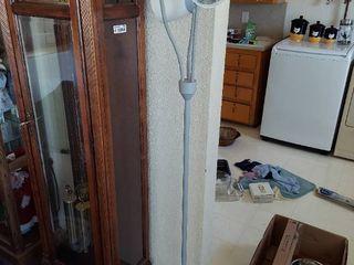 Tri Headed Adjustable Floor lamp