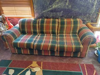 Sofa and loveseat Set   Made by Sealy
