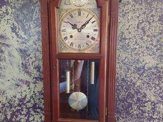 Waltham 31 Day Chime Wall Clock