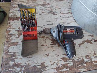 Craftsman Drill and Drill Bit Index